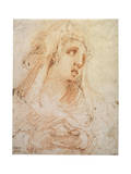 A Young Woman' (Mary Magdalene)  Late 16th or Early 17th Century
