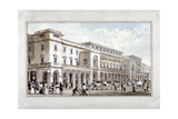 The King's Theatre  Haymarket  Westminster  London  1828