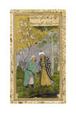 Saadi in a Rose Garden  1645