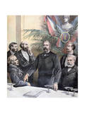 Ernest Constans and the French Republic  Toulouse  1893