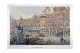 Charing Cross  Westminster  London  1807