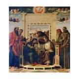 'Pala Di Pesaro' Altarpiece  C1474