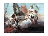 Rinaldo Enchanted by Armida' 1742-1745