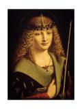 Portrait of a Youth as Saint Sebastian  C1500