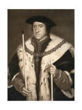 Thomas Howard  Third Duke of Norfolk  C1530S