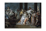 Sacrifice of Iphigenia  1735