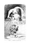 Leo - Androcles and the Lion  19th Century