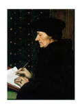 Desiderus Erasmus  Dutch Humanist and Scholar  1523