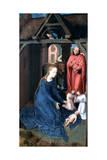 Triptych of Jan Florain  Detail  1479