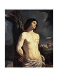 Saint Sebastian  1642