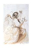 Study of an Angel  C1611-1666