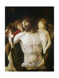 The Dead Christ Supported by Angels  1465-1470