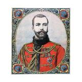 Tsar Nicholas II of Russia  1894