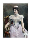 Margherita of Savoy  Queen Consort of Italy  Late 19th-Early 20th Century