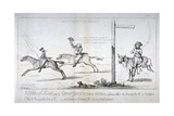 Westminster Races  1784