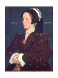 Lady Lee  Margaret Wyatt  1540