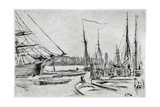 A Sketch from Billingsgate  19th Century