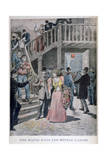 Arrest of Prostitutes in a Parisian Hotel  1895