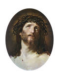 Head of Christ Crowned with Thorns  1622-1623