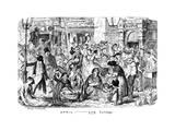 April - Low Sunday  19th Century