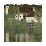 Castello Sul Lago Atter  (Castle Unterrach on the Attersee) 1908