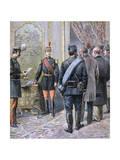 Coup D'Etat in Serbia  1893
