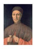 Portrait of a Scholar  C1450-1507