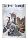 The Gate of Shanghai  China  Sino-Japanese War  1895