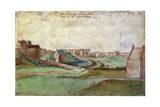 Landscape Near Antwerp  1566