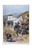 Battle of Meluna  Greco-Turkish War  1897