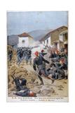 Battle of Meluna  Greco-Turkish War  1897