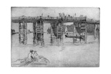 Old Putney Bridge  1879