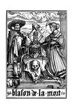 The Arms of Death  1538