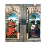 Triptych of Jan Florain  1479
