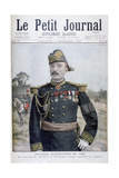 General Raoul Le Mouton De Boisdeffre  French Soldier  1895
