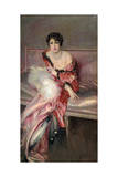 Madame Juillard' in Red  1912