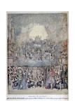 The Opera Panurge  at the Théâtre De La Gaîté  Paris  1895