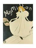 May Milton  1895