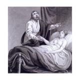 The Raising of Jairus's Daughter  C1810-C1844