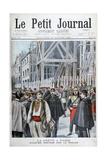 A Strike in Paris  1898