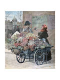 Spring in Paris  1891