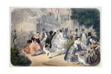 Parisian Evening  C1845-1890