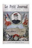 General Davout  Grand Chancellor of the Legion D'Honneur  1895