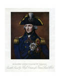 Horatio Nelson  1st Viscount Nelson  English Naval Commander