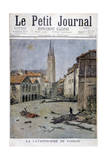 The Catastrophe of Voiron  France  1897