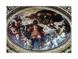 San Rocco in Glory  1564