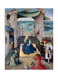 The Adoration of the Magi  C1490