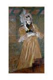 Portrait of Miss May Belfort  1895