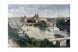 View of Paris  1892
