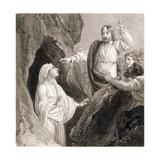 Christ Raising Lazarus from the Tomb  C1810-C1844